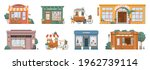 grocery store and bakery ... | Shutterstock .eps vector #1962739114