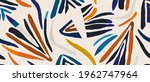 hand drawn contemporary... | Shutterstock .eps vector #1962747964