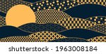 traditional asian patterns...   Shutterstock .eps vector #1963008184