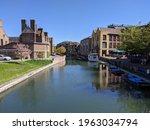 Cambridge  England   April 23...