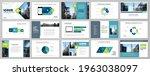 presentation slide layout...   Shutterstock .eps vector #1963038097