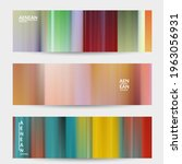 abstract science banner  with... | Shutterstock .eps vector #1963056931