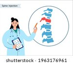 Spine Joint Injection. Pain And ...