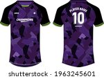 camouflage sports jersey t...   Shutterstock .eps vector #1963245601