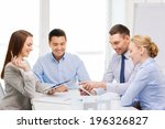 business  technology ... | Shutterstock . vector #196326827