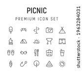 premium pack of picnic line...