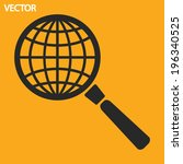 global search  icon  vector...