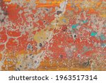 Colorful Concrete Wall For The...