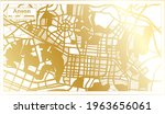 ansan south korea city map in... | Shutterstock .eps vector #1963656061