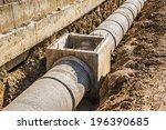 Concrete Drainage Tank On...