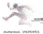 crossed people consisting of... | Shutterstock .eps vector #1963924921