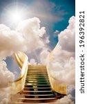 Golden Stairway To Heaven...