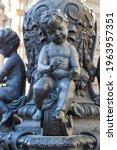 saint petersburg  russia  ...   Shutterstock . vector #1963957351