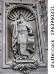 saint petersburg  russia  ...   Shutterstock . vector #1963960351
