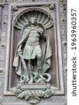 saint petersburg  russia  ...   Shutterstock . vector #1963960357