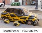 saint petersburg  russia  ...   Shutterstock . vector #1963982497