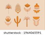 vector illustration in simple...   Shutterstock .eps vector #1964065591