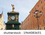 saint petersburg  russia  ...   Shutterstock . vector #1964083651