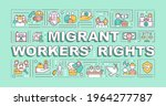 migrant workers rights word...