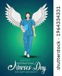 12 may. happy international... | Shutterstock .eps vector #1964334331