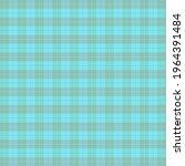 easter tartan plaid. scottish...   Shutterstock .eps vector #1964391484