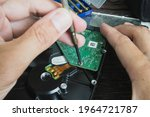 Repair The Old Hard Disk By A...