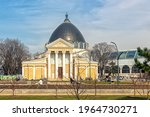Moscow  Russia  04.14.2021. The ...