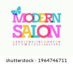 vector creative sign modern...   Shutterstock .eps vector #1964746711