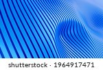blue abstract background with... | Shutterstock . vector #1964917471