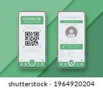 covid 19 passport app....