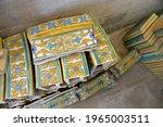 Glazed Tile Stored In The...