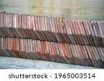 Ceramic Floor Tile Stored In...