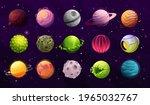 alien planets  galaxy fantasy...