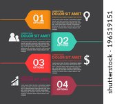 infographics | Shutterstock .eps vector #196519151