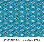 italian majolica tile....   Shutterstock .eps vector #1965231961