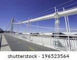 new span of san francisco...   Shutterstock . vector #196523564