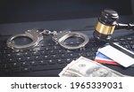 Handcuffs  Gavel  Credit Card ...