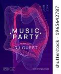 music fest. dynamic gradient...   Shutterstock .eps vector #1965642787