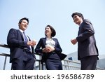 the image of business   Shutterstock . vector #196586789
