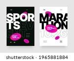 poster template design for...   Shutterstock .eps vector #1965881884