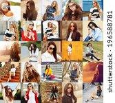 Group Portraits Of Fashion...