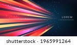 abstract technology geometric...   Shutterstock .eps vector #1965991264