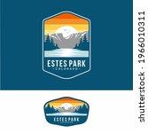design template.este park...   Shutterstock .eps vector #1966010311