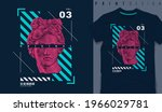 graphic t shirt design... | Shutterstock .eps vector #1966029781