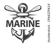 theme marin  style vintage... | Shutterstock .eps vector #1966229614
