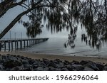 A Foggy Winters Morning At The...