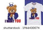 graphic t shirt design  i want... | Shutterstock .eps vector #1966430074