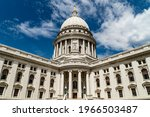 Wisconsin State Capitol Building - Madison, WI