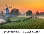 The Very Beautiful Windmill ...