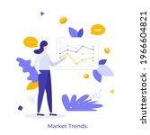 stockbroker demonstrating and... | Shutterstock .eps vector #1966604821